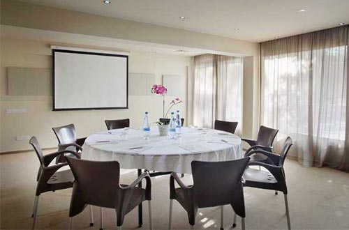 Almond Business Hotel Nicosia Cyprus Conference Room