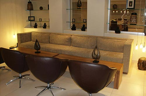 Almond Business Hotel Nicosia Lobby