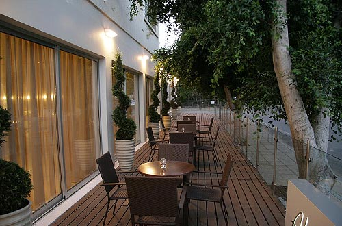 Almond Business Hotel Nicosia Terrace