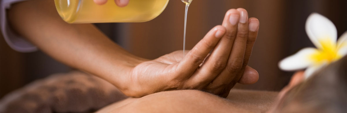 Massage at the Mill Hotel Cyprus