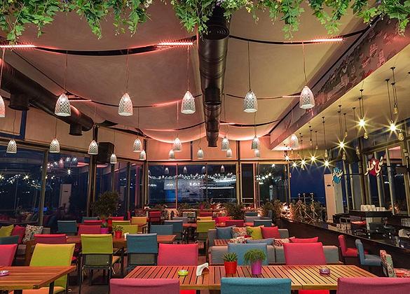 Kahwet Sanferien Lebanese restaurant